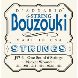 6 strings Bouzouki