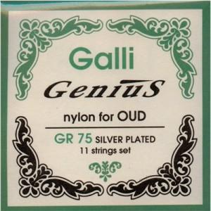 Galli GR75, Χορδές για Ούτι