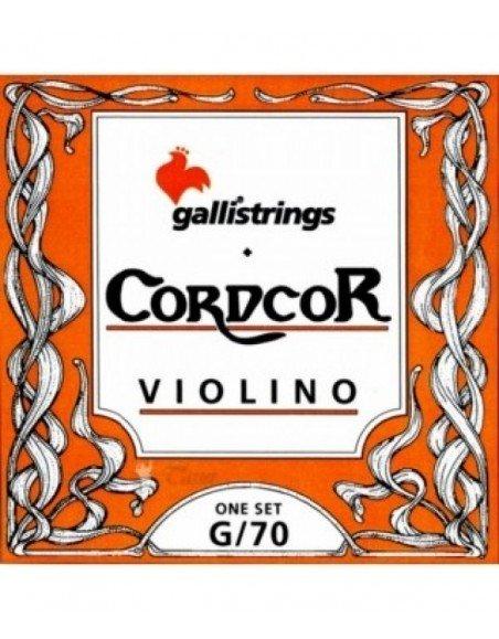 Galli Strings G70 Violin String Set