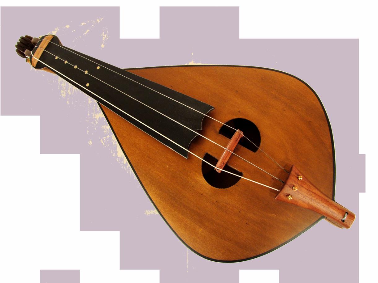 Cretan lyra Talos plus
