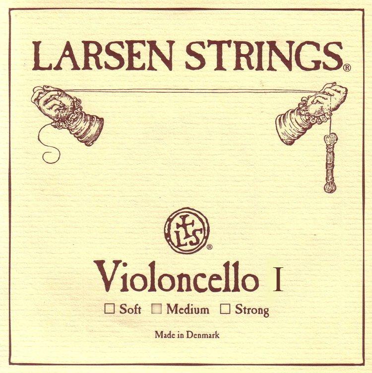 Larsen Cello 4/4 La medium