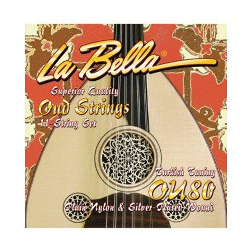 La Bella OU80 Oud strings set
