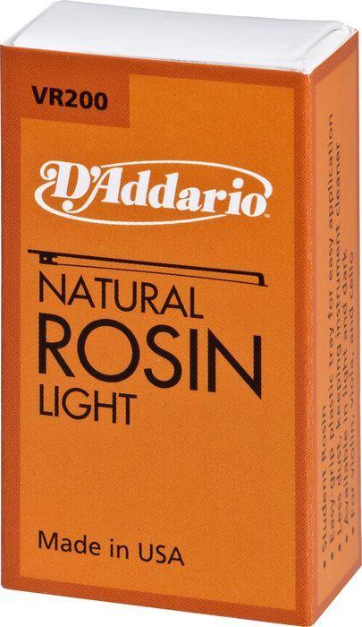 DAddario VR-200 Natural Rosin Accessories